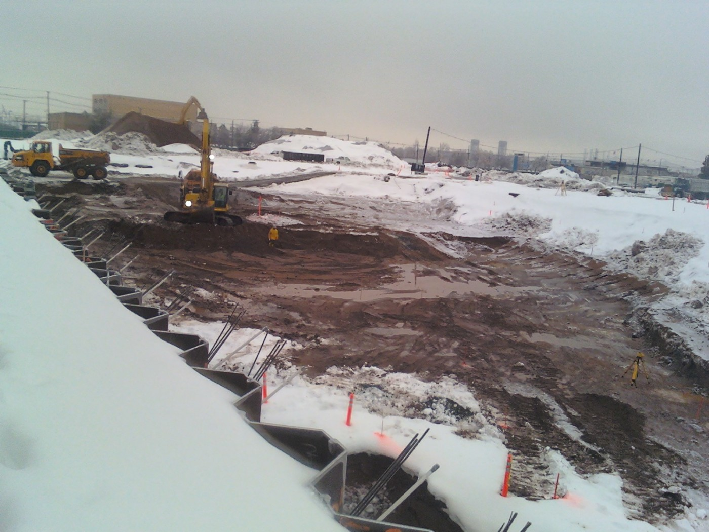 Jersey City Chromium Remediation