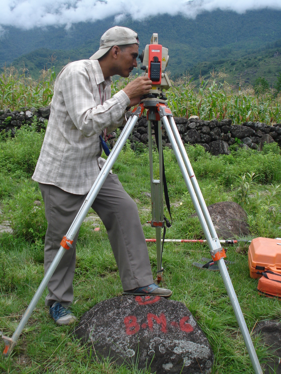 Hydro Powered Surveying