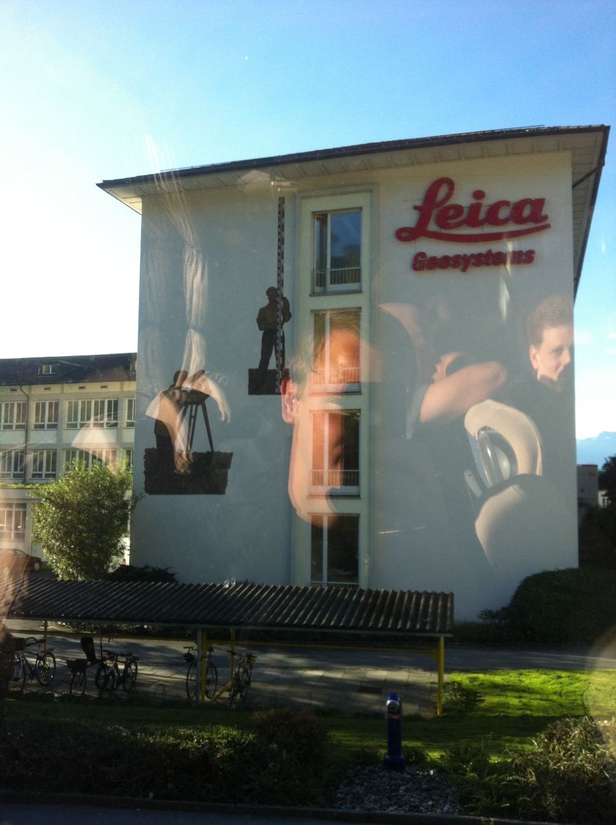 Leica in Swiss.
