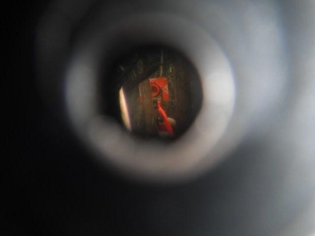 Survey Prism Peephole
