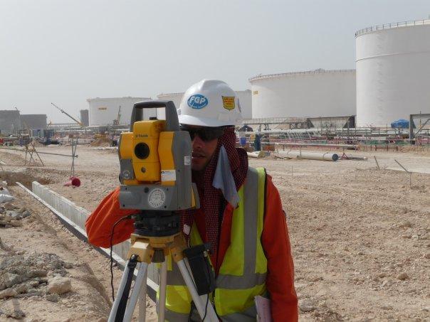 Qatar Land Surveyor