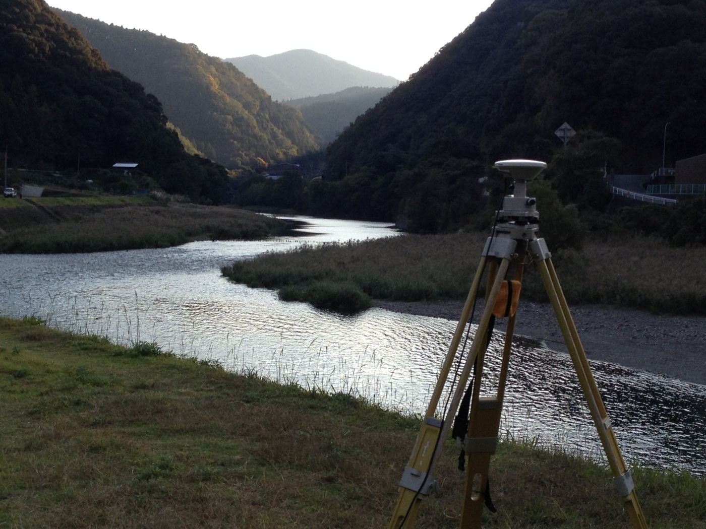 Japan Land Surveying