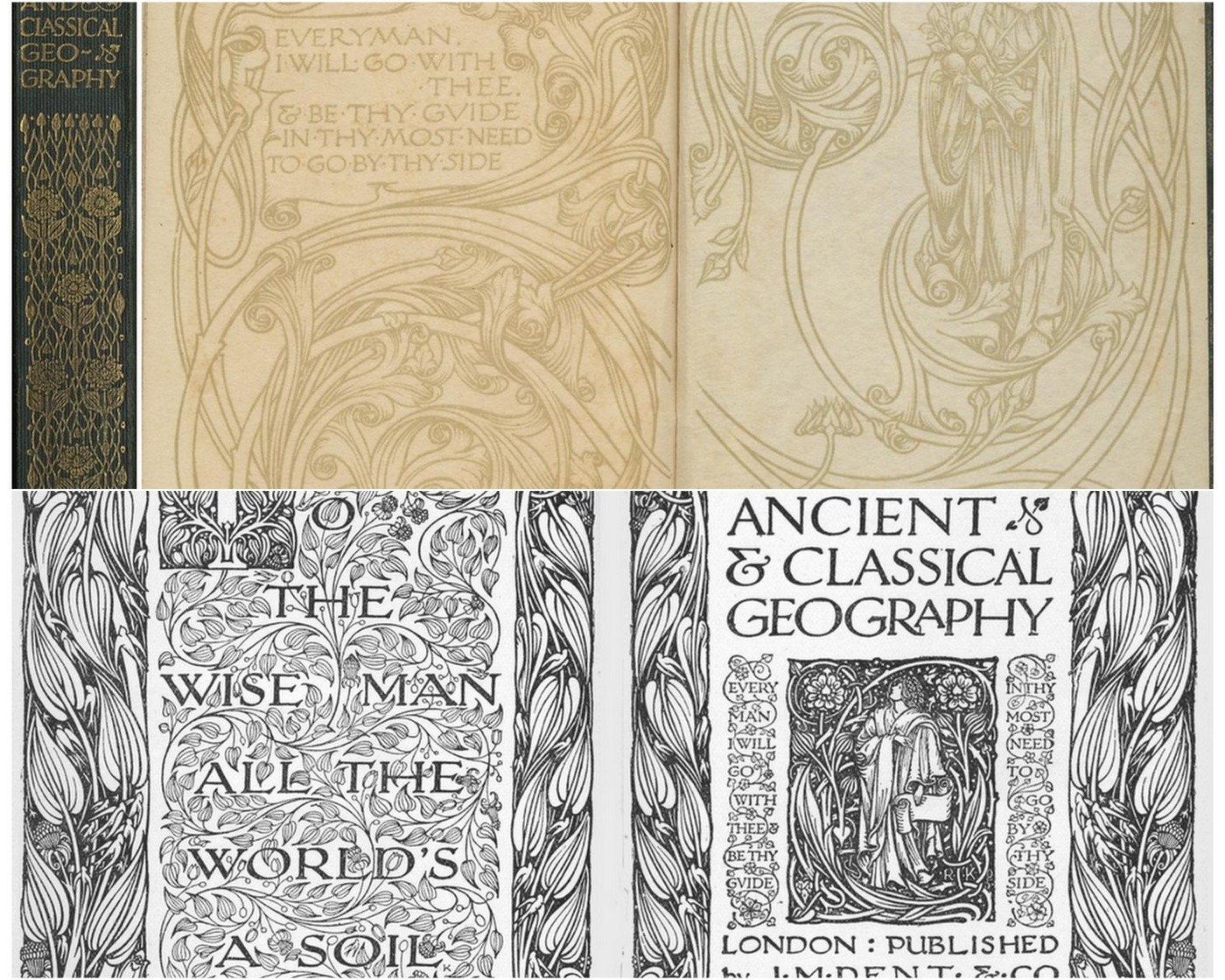 Atlas of Ancient and Classical Geography (ebook)
