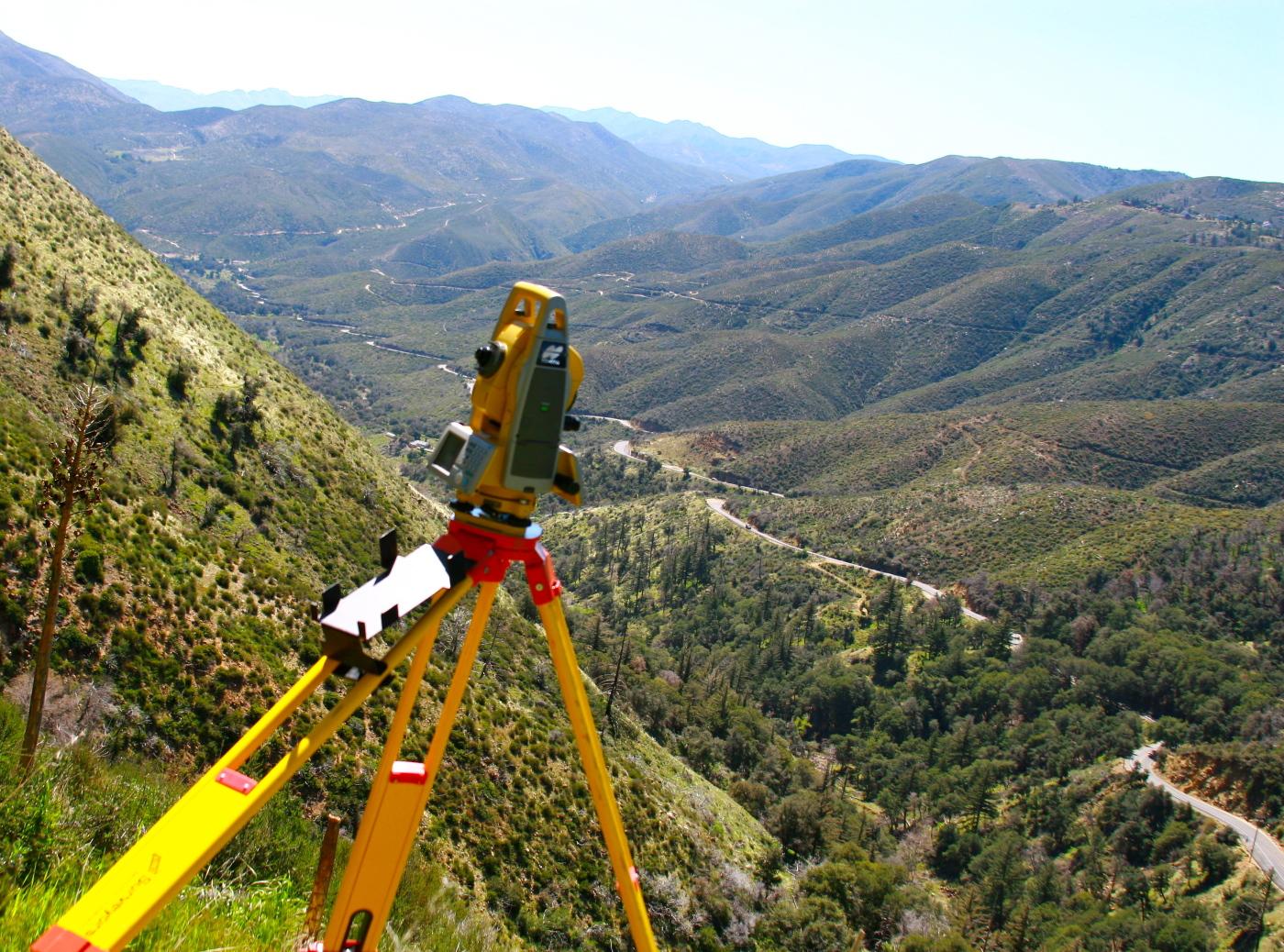long span survey