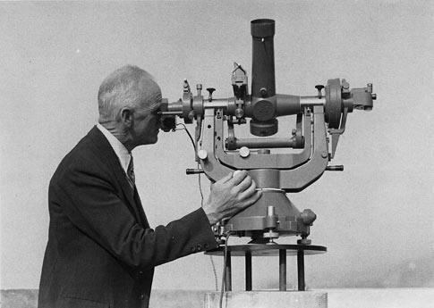 Antique Surveying Instrument