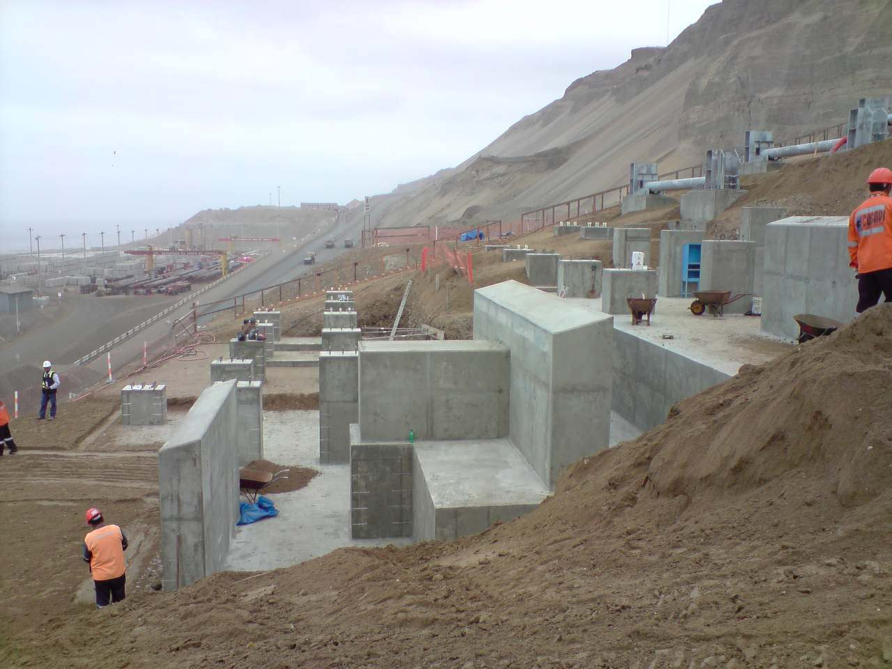 PAMPA MELCHORITA-LIMA, PERU
