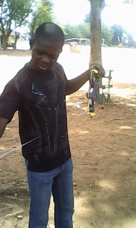 Ground Taping