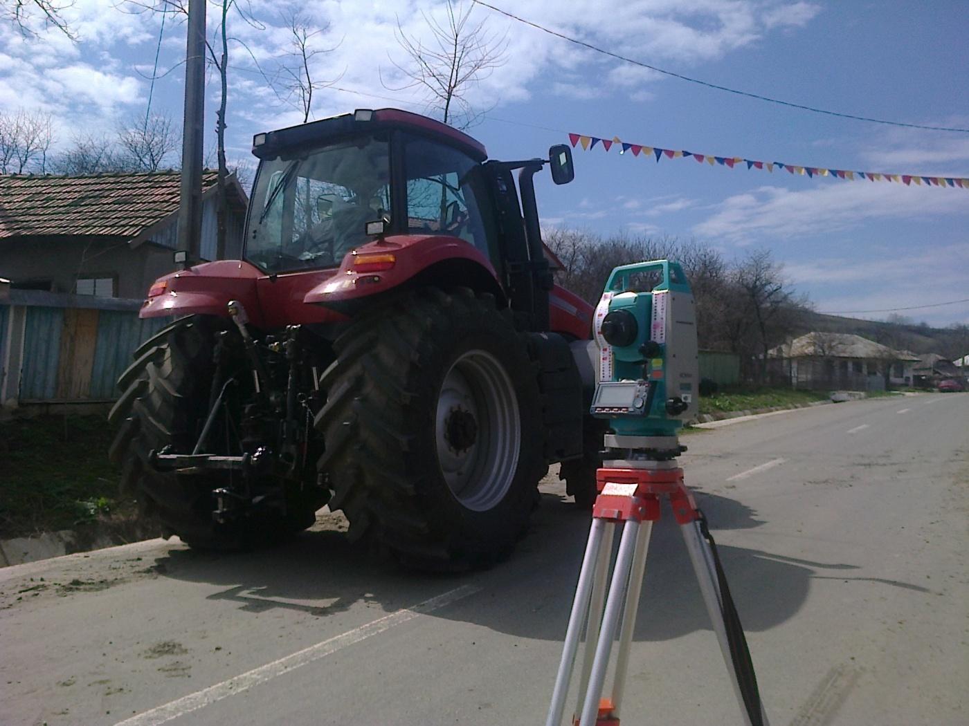 sokkia - Romania,Bacau, Dealu Morii