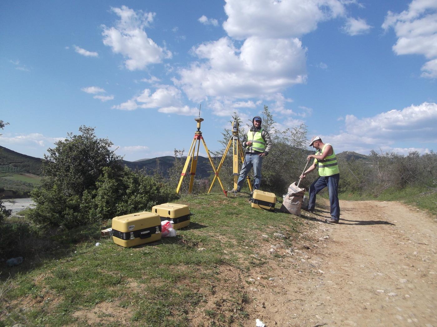 Albania Land Surveyors