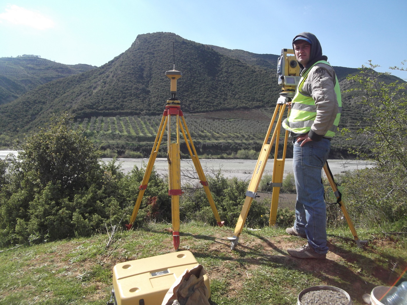 Trans Atlantic Pipeline Surveying