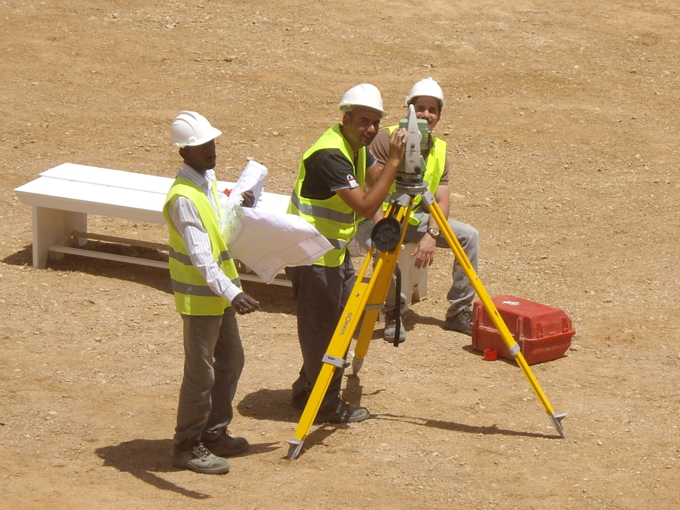 Saudi Arabian Surveyors