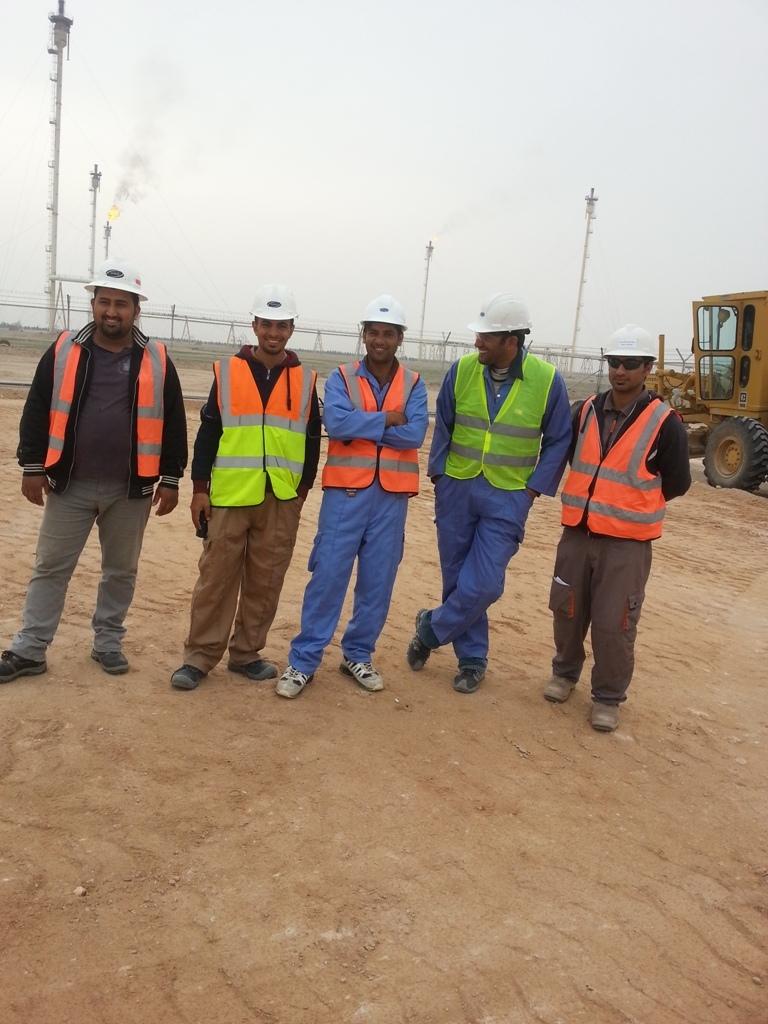 PETRONAS GAS PLANT IRAQ