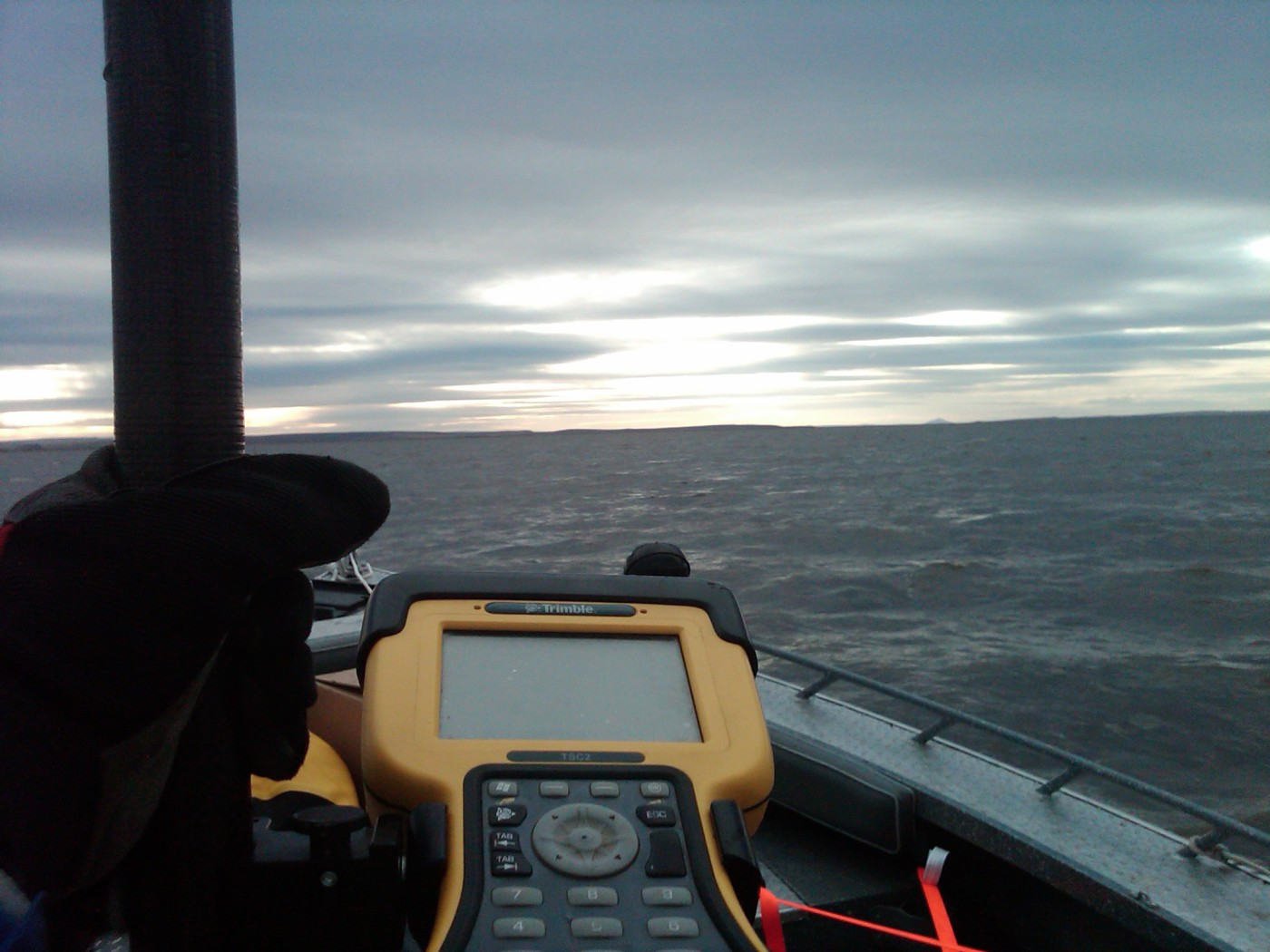 Hydrographic Data Collection