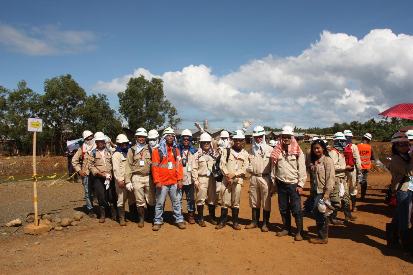 Philippines Survey Crew