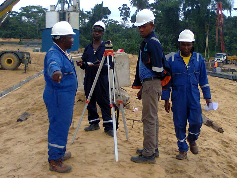 Nigeria Survey Crew