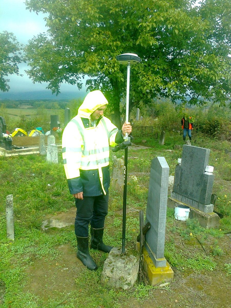 trigonometric point in the cemetery