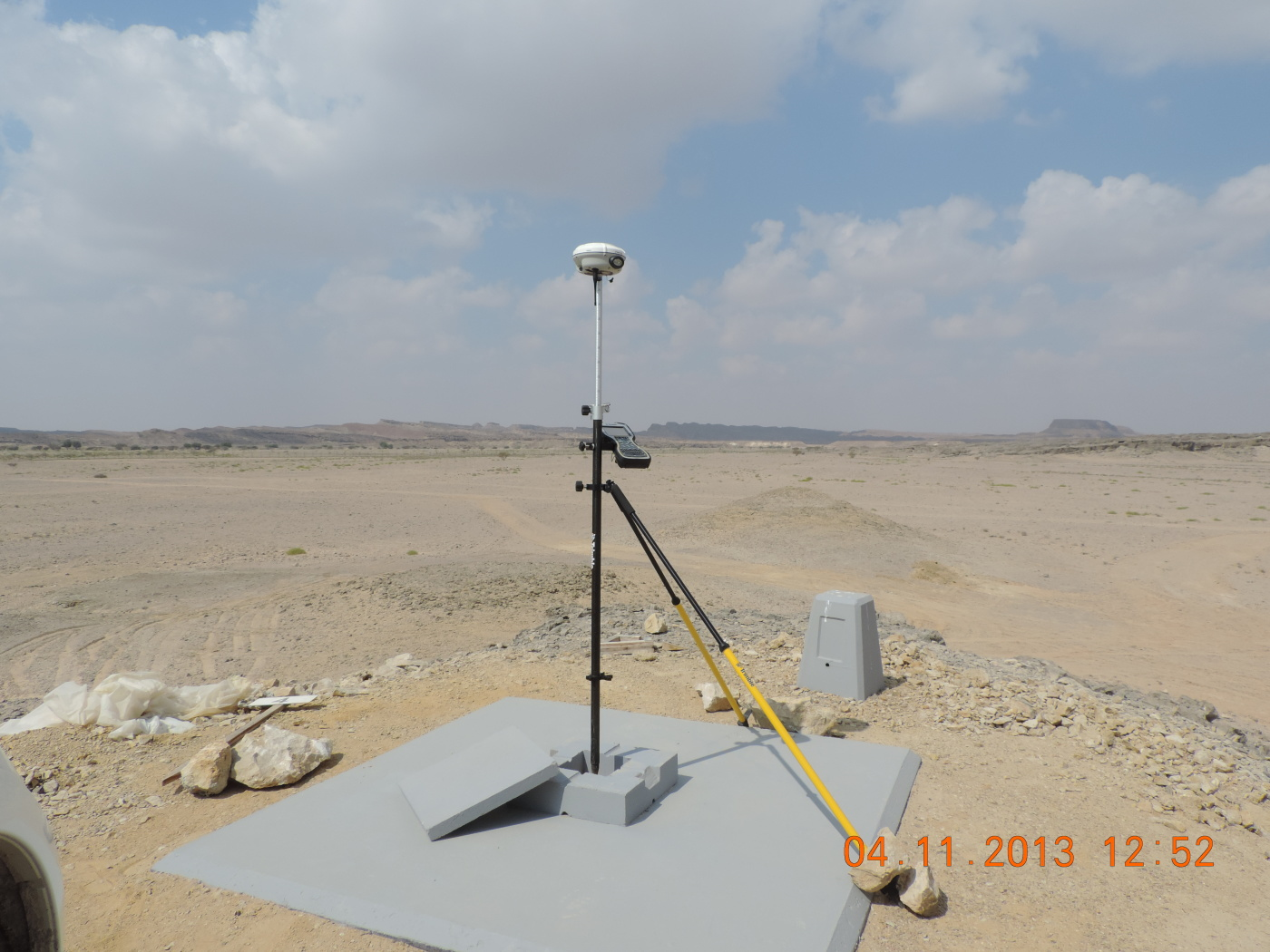 Oman Survey GPS