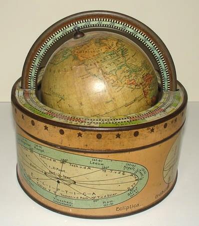 Celestrial globe