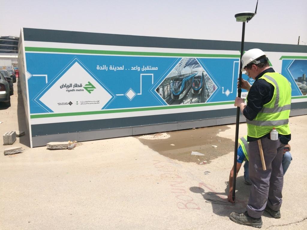Saudi Arabia GPS