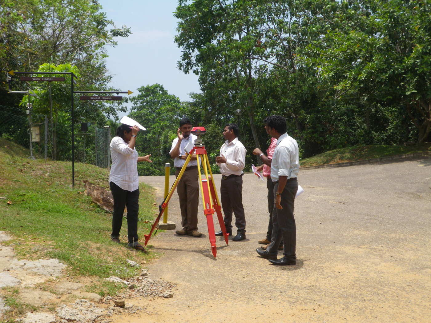 Sri Lanka Surveying Faculty