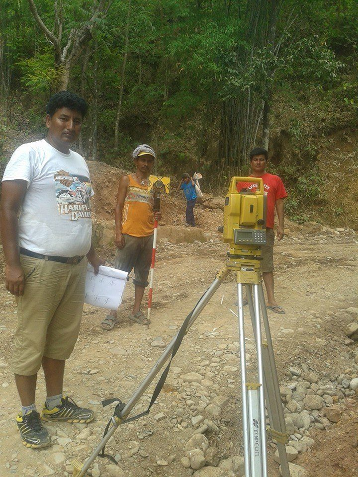 Nepal Surveying