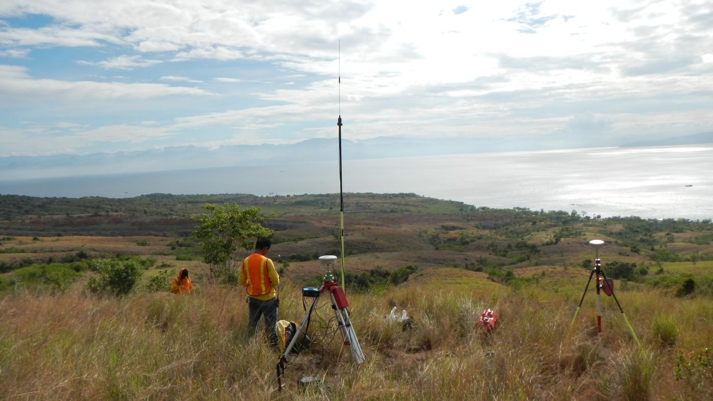 Philippines GNSS