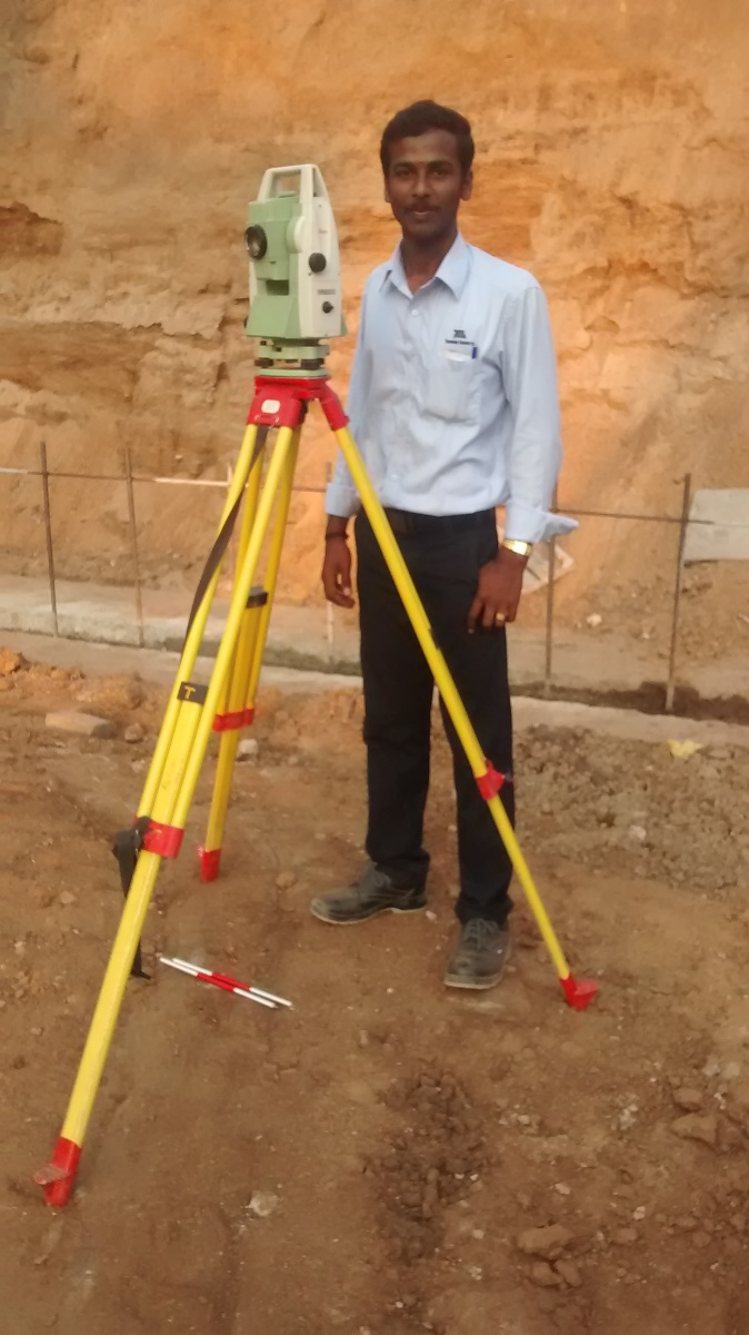 Total Station India