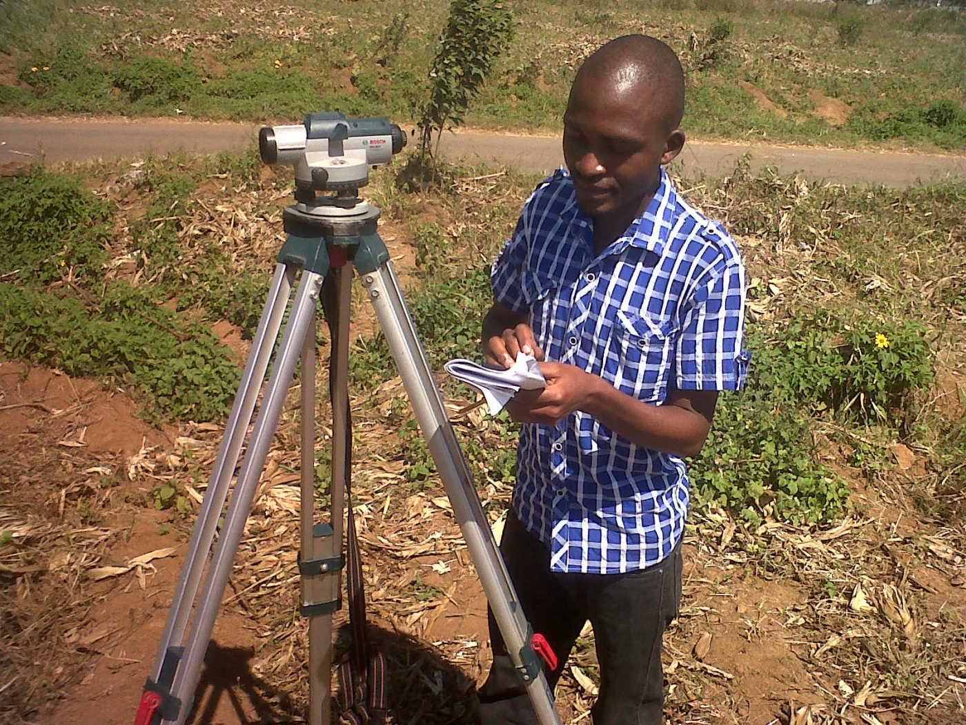 Surveying Malawi