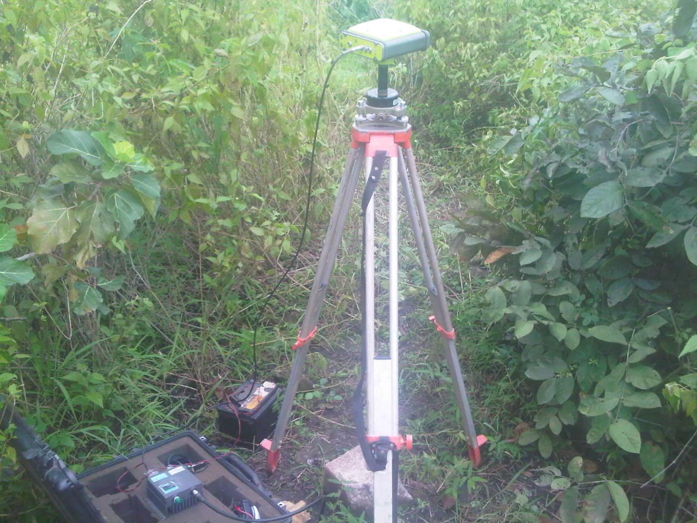 geodetic control Nigeria