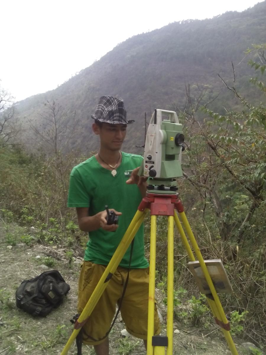 Bhutan Surveyor