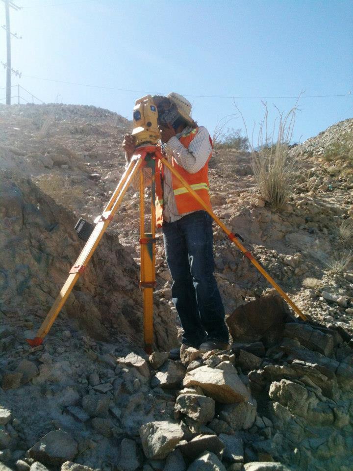 Surveying Mexico