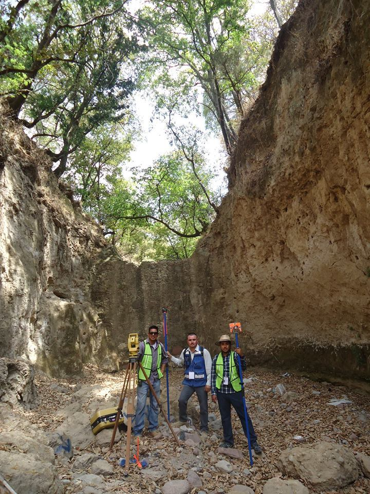 Mexico Survey Crew
