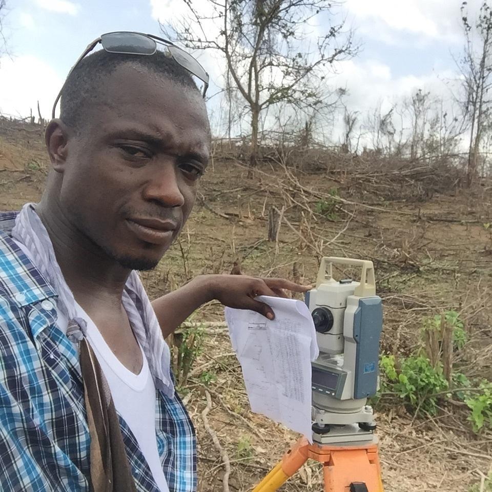 Farm boundary surveys