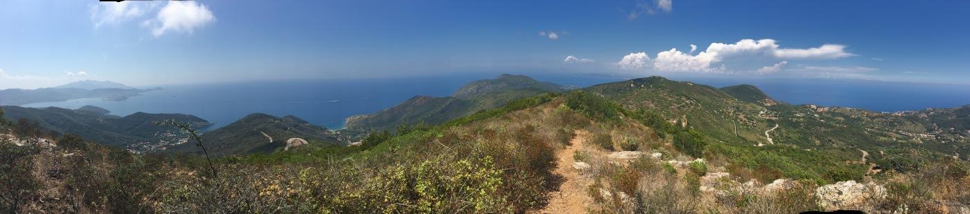 Panoramic Survey Italy