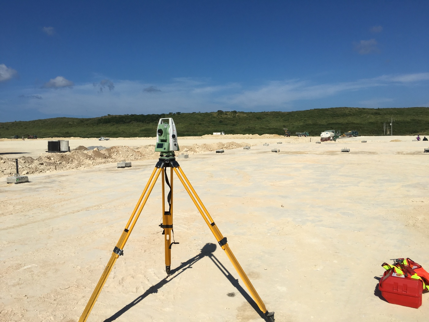 3D Surveying in Cuba
