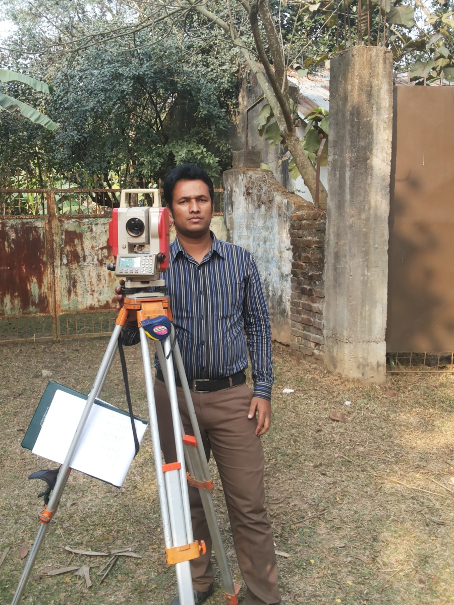 Bangladesh Surveying