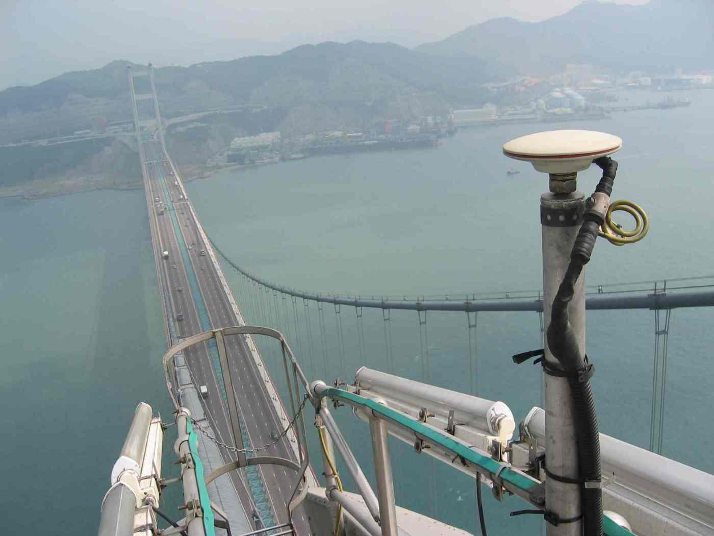 TSING MA BRIDGE GNSS MONITORING