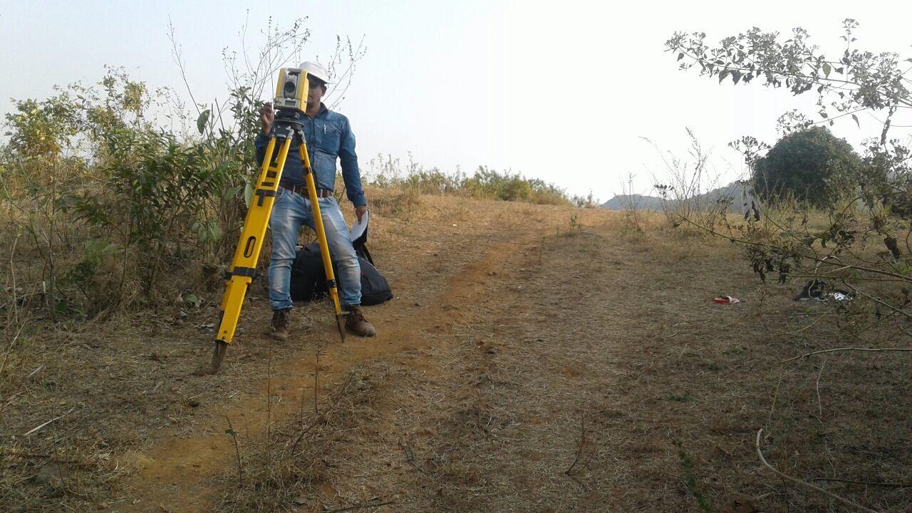Engineering survey base