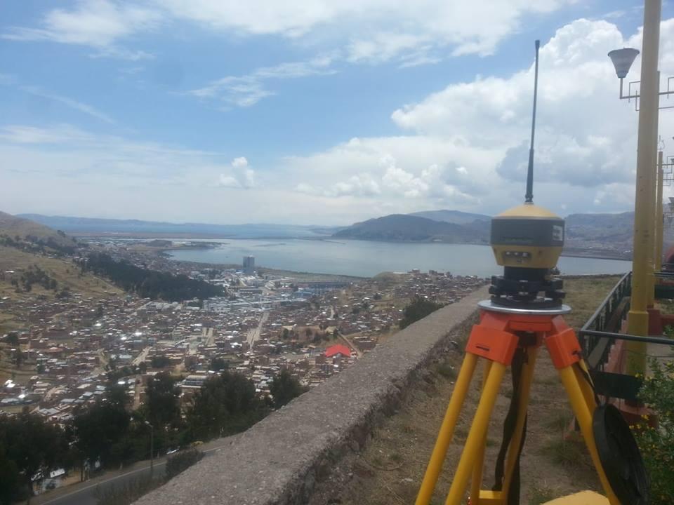 TOPCON HIPER HR (PUNO-PERU)