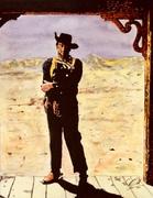 John Wayne. Searchers