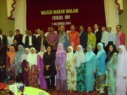 Group Photograph of the International Conference (ICRIIS09) at Malaysia
