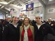 My sailors