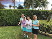 Annual Golf Tournament and Cocktail Party: The Little Club, Gulf Stream