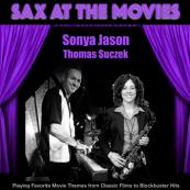 "Sonya Jason's ""Sax at the Movies"""
