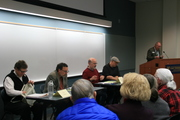 Panel Discussion on Faith and Climate Change