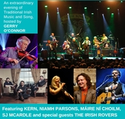 Special Gala Concert - Music and Songs from Louth and Beyond hosted by GERRY O' CONNOR