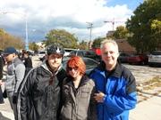 Tom A.K., Kristen Green, Andrew Bedno, 10-20-18