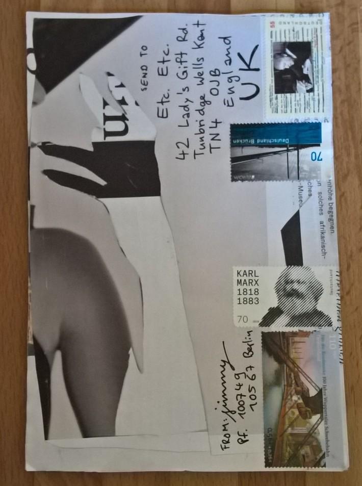 mail art jimmy