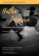 Hatha Intensive Course in Rishikesh India