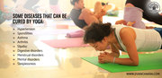 Some Diseases that Can be cured by Yoga: